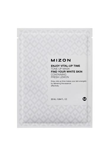 Mizon Mizon Enjoy VitalUp Time Tone Up Mask Ekstreli Cilt Tonu Maskesi Renksiz